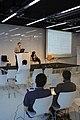 Wikimedia Conference 2011 (DerHexer) 2011-03-26 103.jpg