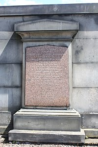 William Dick's grave, New Calton Burial Ground.jpg