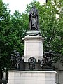 William Gladstone statue, Aldwych WC2 - geograph.org.uk - 1340849.jpg