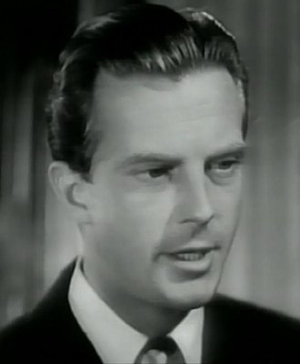 William Lundigan - Lundigan in The Fabulous Dorseys (1947)
