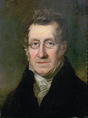 William Payne (painter) - Self portrait (circa 1820)