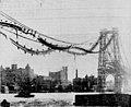 Williamsburg Bridge - after fire - 1903 newspaper.jpg