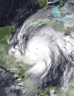 Hurricane Wilma Category 5 Atlantic hurricane in 2005