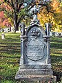 Wilson (Morgie J.), Lebanon Church Cemetery, 2015-10-23, 01.jpg