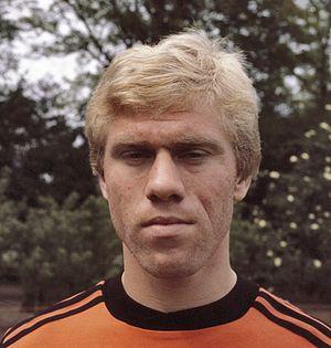 Wim Rijsbergen - Wim Rijsbergen in 1978