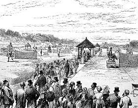 Image illustrative de l'article Tournoi de Wimbledon 1877