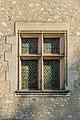 Window of the Castle of Fougeres-sur-Bievre 01.jpg