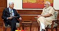 Wipro Chairman Azim Premji meets Prime Minister Modi.jpg