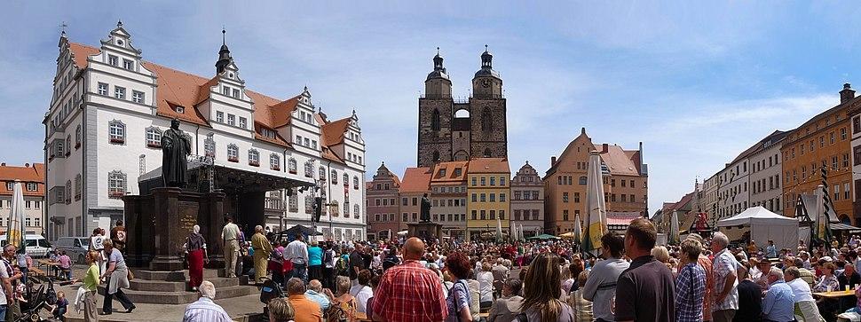 Wittenberg,Luthers Hochzeit