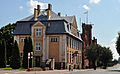 Wolin, Post und Rathaus, a (2011-07-24) by Klugschnacker in Wikipedia.jpg