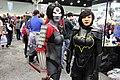Wondercon 2016 - Katana and Cassandra Cain (25476125434).jpg