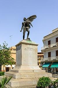 World War I Memorial - Tropea - Calabria - Italy - July 17th 2013.jpg