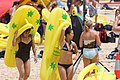 World record attempt at the Havaianas Australia Day Thong Challenge (6764083233).jpg