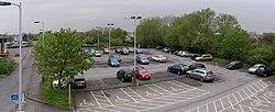 Worle railway station MMB 18.jpg