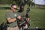 Wounded Warriors take aim, participate in WARP 150723-M-SB674-001.jpg
