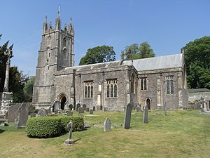 Wraxall, Somerset - Image: Wraxall Somerset Church