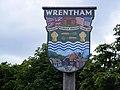 Wrentham Village Sign - geograph.org.uk - 1362473.jpg