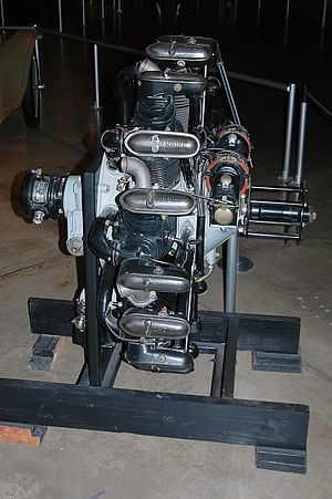 Wright R-790 Whirlwind - Image: Wright R790 2