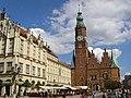 Wroclaw stary i nowy Ratusz.jpg