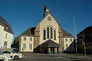 Wuppertal-Vohwinkel station railway station in Wuppertal, Germany