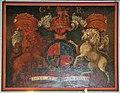 Wymondham Abbey - royal arms - geograph.org.uk - 1962655.jpg