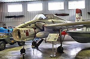 Ropkey Armor Museum - Bell X-14
