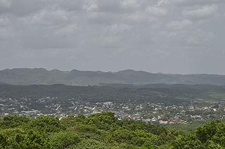 Benque Viejo del Carmen Town in Cayo District, Belize