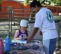YCC crew member at the California State Fair booth (5985329179).jpg