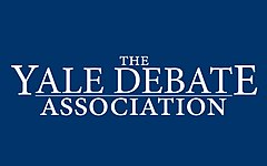 Logo of the Yale Debate Association