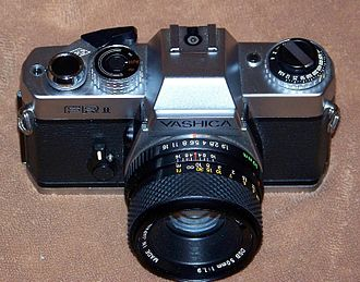 Yashica - Top of FRII