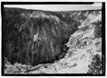 Yellowstone Roads and Bridges, Lake, Teton County, WY HAER WYO,20-YELNAP,9-83.tif