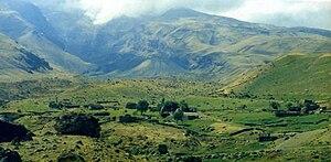 Yenidoğan, Aralık - Image: Yenidoğan Köyü