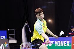 Yonex IFB 2013 - Eightfinal - Lee Hei-chun - Chau Hoi Wah vs Xu Chen - Ma Jin 03.jpg