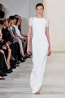 mannequin haute couture