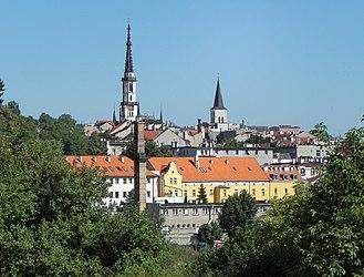 Ząbkowice Śląskie - Panorama