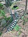 Zřícenina Kozlov-Chlum - schody 3.jpg