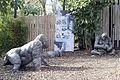 ZSL London - Gorilla Kingdom sculptures (02).jpg