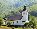 Zabocevo Slovenia - church.JPG