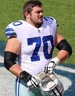 Zack Martin American football offensive guard
