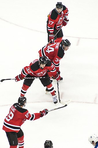 Kovalchuk (top) playing for the New Jersey Devils 600324d93