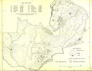 2010 Zambian census - Image: Zambia Urbanization