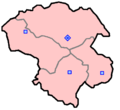 Zanjan Province Constituencies.png