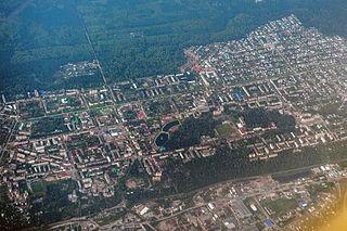 Zelenodolsk, Republic of Tatarstan Town in Tatarstan, Russia