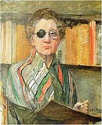 Zelfportret (1939) door Jo Koster.jpg