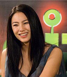 Kitty Zhang Yuqi.