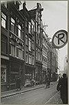 zicht langs gevelwand waarin o.a. een melkinrichting - amsterdam - 20319427 - rce