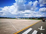 Zona de pistes de l'Aeropuerto Cadete FAP Guillermo del Castillo Paredes de Tarapoto02.jpg