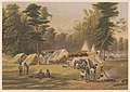 """Confederate camp"" during the late American war LCCN2006686265.jpg"
