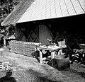 """""""Mašina"""" in cementni cegli. Kožljevec, pri Finc 1949.jpg"""
