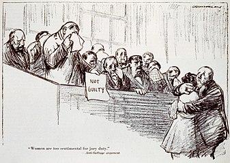 Women in United States juries - Wikipedia